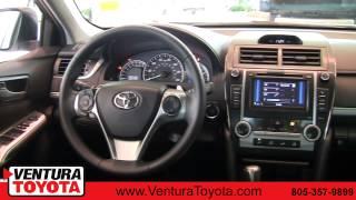 2014 Toyota Camry Oxnard California