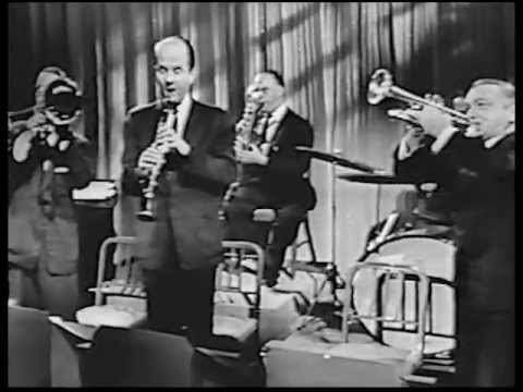Red Nichols On Lawrence Welk, 1956