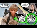 Qui-Gon DEACTIVATES THE BOMB INSIDE ANAKIN from WATTO! - Star Wars Explained