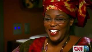 CNN - Interview with Marième Faye Sall (First Lady of Senegal) - Part 1