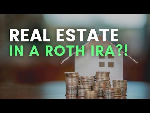 How To Put Real Estate In Your ROTH IRA With Mark J. Kohler | 2019