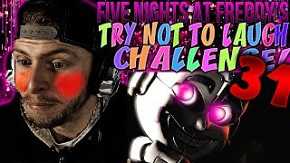 Vapor Reacts #606 | [FNAF SFM] FIVE NIGHTS AT FREDDY'S TRY NOT TO LAUGH CHALLENGE REACTION #31