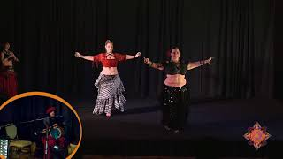 Sacred Shimmy Tribal Bellydance at ATS® Reunion 2018