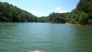 1 of 5 - A Ride Through Camp Corinth Cove Subdivision - Lewis Smith Lake, Alabama
