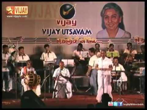 Dr.S.JANAKI AMMA SINGS LIVE SHOW SINGARAVELANE DEVAA