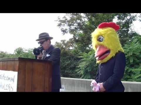 Congressman Chicken Shuler