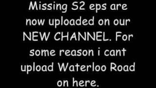 Update on Waterloo Road