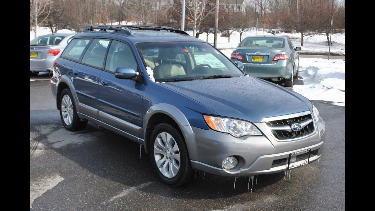 Subaru outback 08