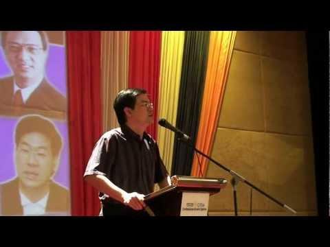 Ucapan Perasmian oleh Setiausaha Politik Perdana M...