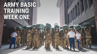 army future soldier training advice basic training receiving