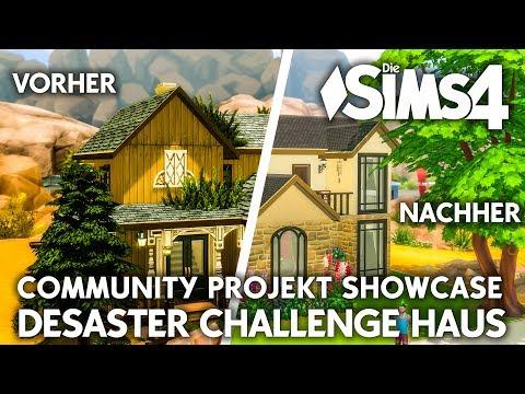 Eure Die Sims 4 Häuser | #DesasterChallenge Community Showcase #2