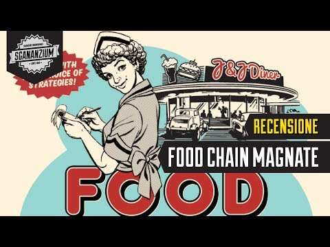food chain magnate how to play