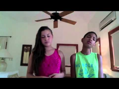 Sia - Be Good To Me - (Covered) Willow Smith and Telana