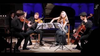 Enescu Piano Quintet in D (1894), IV. Allegro con spirito (extract) U.K. Premiere