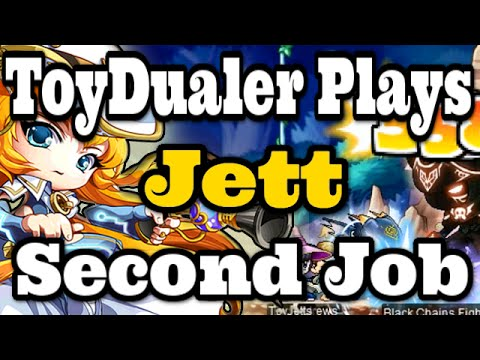 Download ToyDualer Plays Maplestory Jett  - Second Job! Driving Story - Part 3