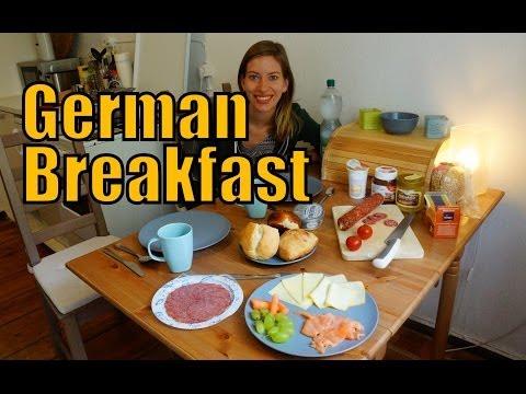 German Breakfast : Das Frühstück