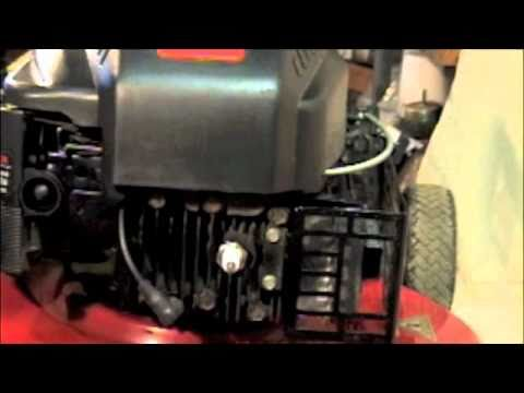 Replace Your Mower Spark Plug Youtube