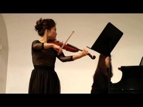 Christine Kim - Beethoven Spring Sonata