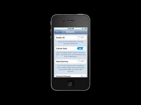 How to Extend iPhone 5, 4S, 4 Battery Life By up to 200%