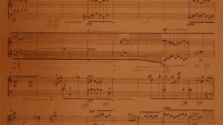 Luciano Berio, Sequenza II for Solo Harp