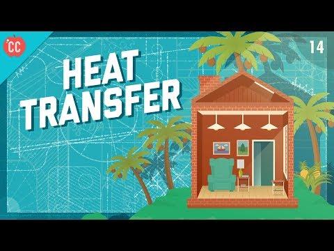 Heat Transfer: Crash Course Engineering #14