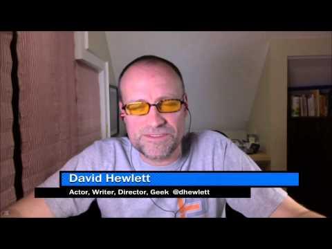 Padre's Corner #13 - Stargates, Windmills & David Hewlett streaming vf