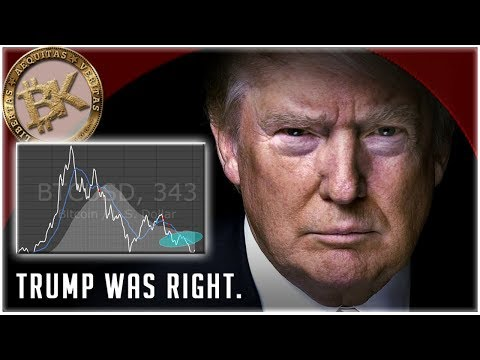 President Trump WAS RIGHT about Bitcoin!!! 😡😡 | Bitcoin Price | Stock Market Today | Econometrics