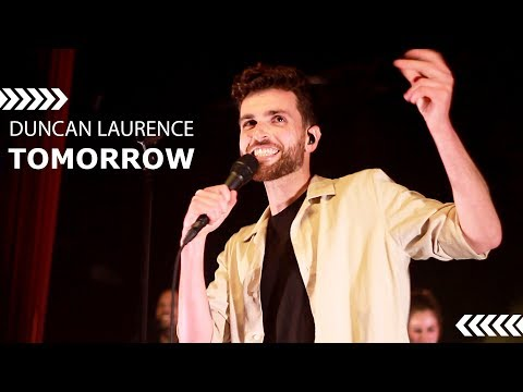 Duncan Laurence - Tomorrow