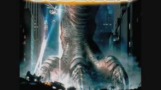 Godzilla Score - Godzilla