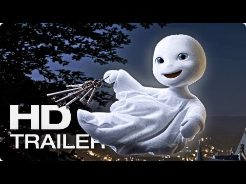 DAS KLEINE GESPENST Trailer Deutsch German | 2013 Official Film [HD]