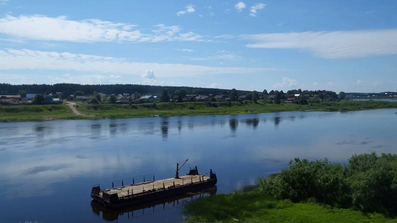 Река сухона вологодской области фото