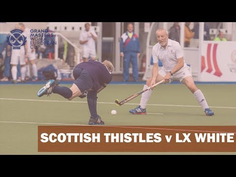 Scottish Thistles v LX White | o60 Trophy
