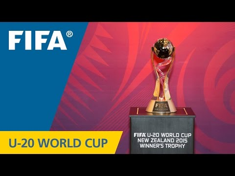 TimeLapse Video   FIFA U20 World Cup  Draw