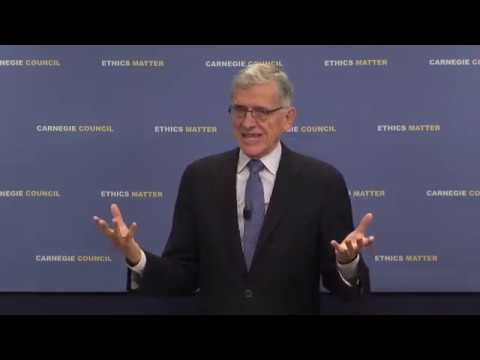 """Tom Wheeler: """"The nature of our networks is changing…"""""""