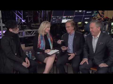 Sony CES 2018 Live Panel Discussion with Sony Electronics President