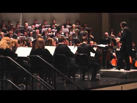 Brahms' German Requiem
