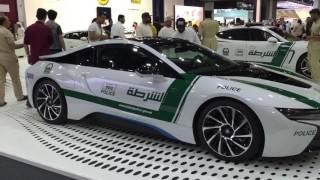 Dubai Auto Show 2016