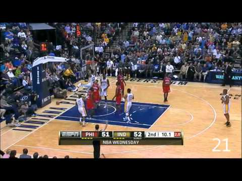 Top 100 Dunks of the 2011/2012 season