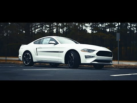 Ford Mustang GT California Special Review