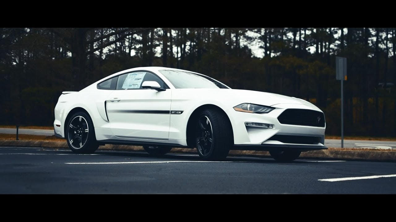 ford mustang gt california special review youtube