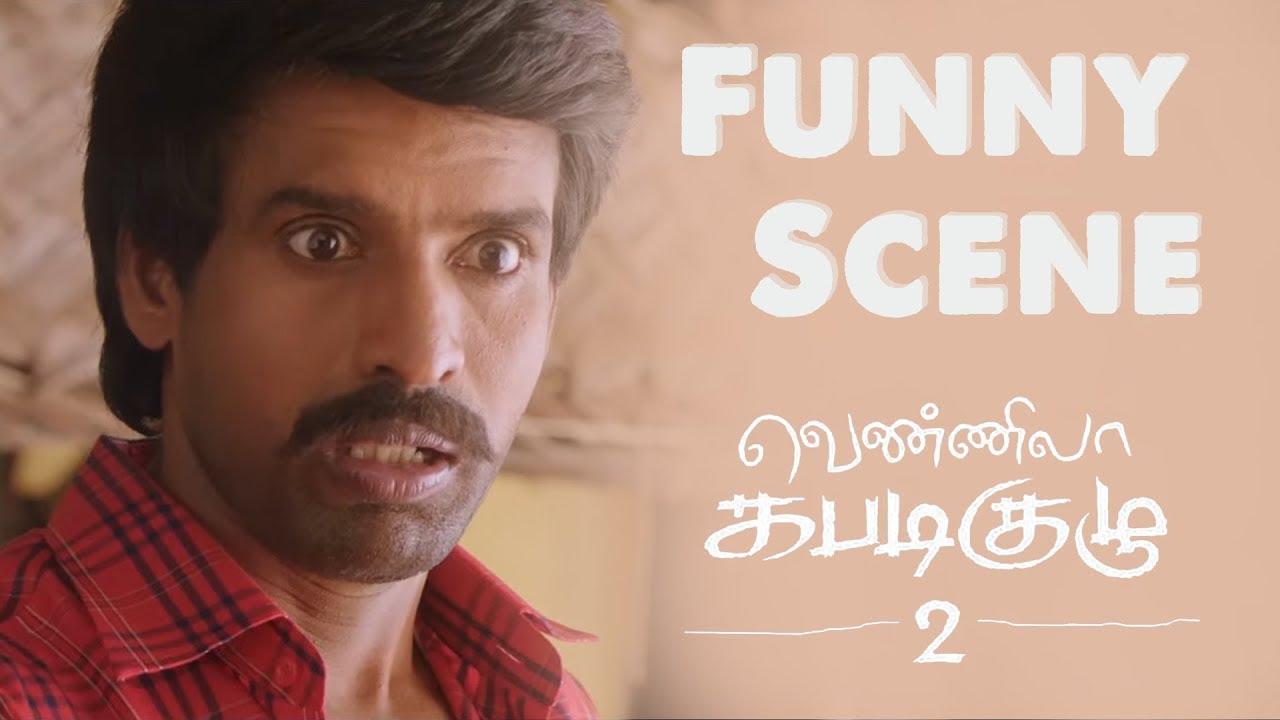 Download Vennila Kabaddi Kuzhu 2 | Tamil Movie | Funny Scene | Vikranth | Arthana Binu | (English Subtitles)