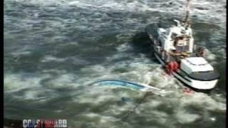 Boat Capsizes: Station Noyo River