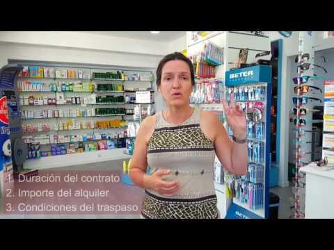 Oportunidad para Comprar una Farmacia: Local en alquiler