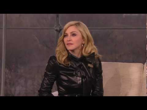 Web Exclusive: Madonna Talks About Wallis Simpson's Letters