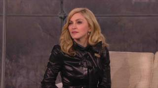 Web Exclusive: Madonna Talks About Wallis Simpson