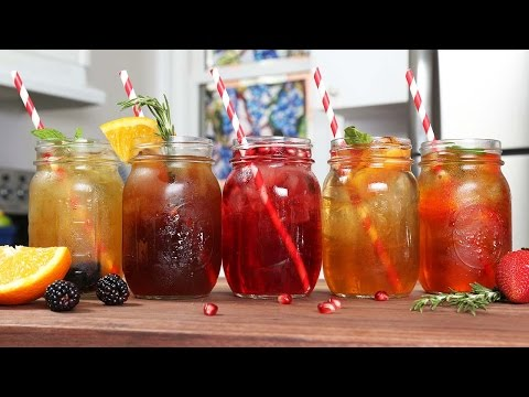 5 Refreshing Iced Tea Recipes