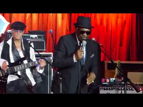 Jimmy Vivino's NYC ft Gary Clark Jr & William Bell - Born Under A Bad Sign 9-6-17 BB King, NYC