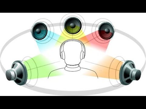 Как включить пространственный звук (объемный, 3D-звук) в ...