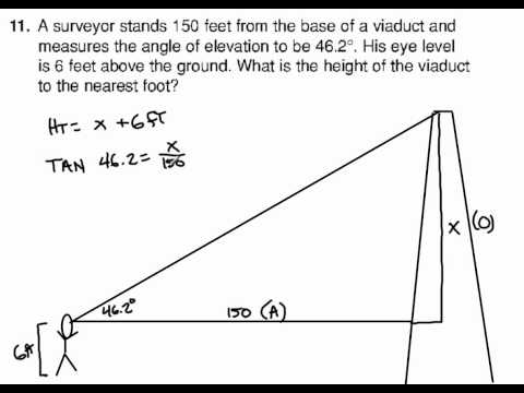 Using Tangent Relationship to Determine Height of Object.avi