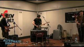 "Field Music - ""Write A Book"" (Live at WFUV/The Alternate Side)"